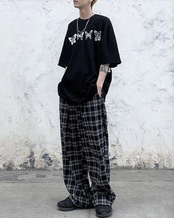 《2色》バタフライ13Tシャツの画像6